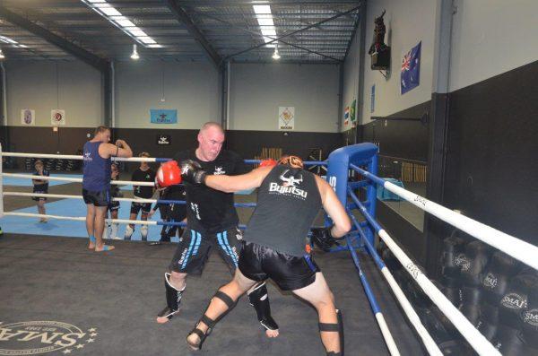 Kru Todd Gale - Bujutsu Martial Arts Centre